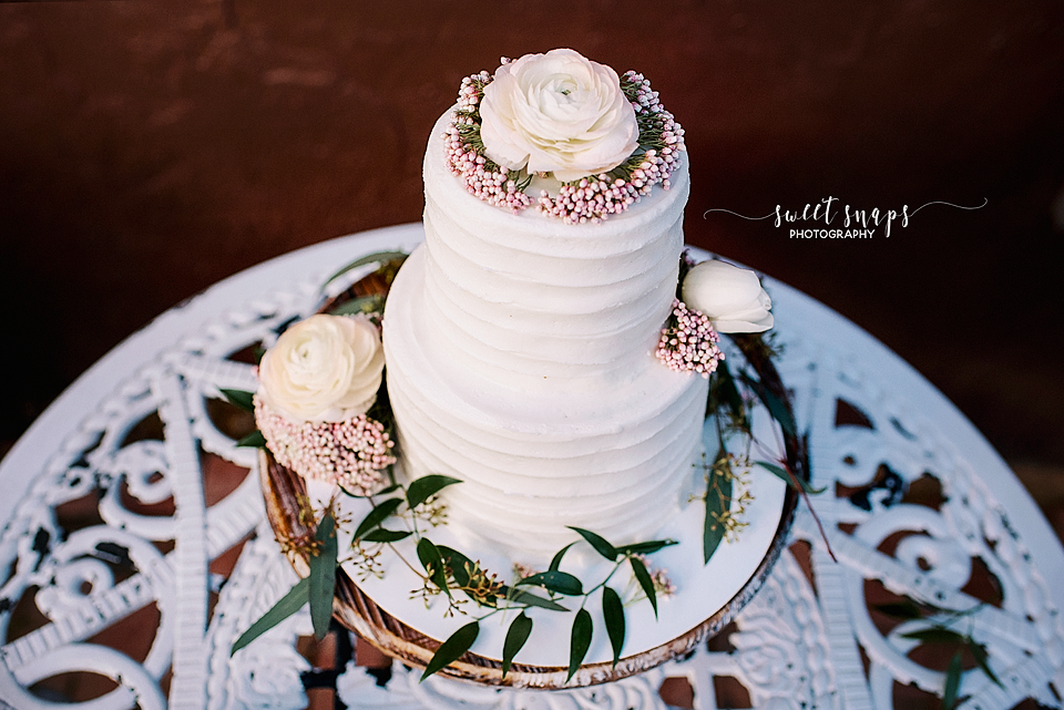 Sweet Snaps by Tara Hodges wedding cake by Petite Sweets