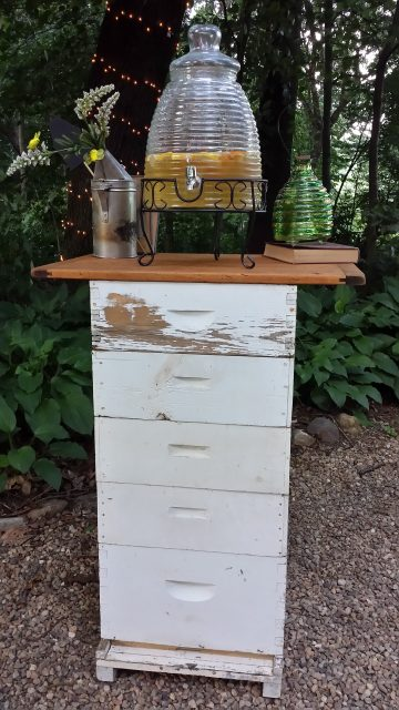 beehive table