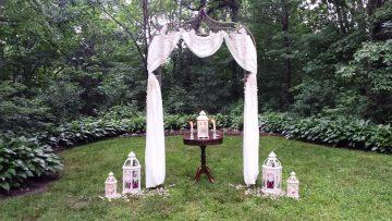 Woods Ceremony