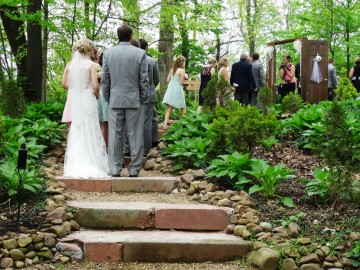 Woodland bridal path