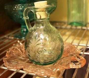 delicate glassware