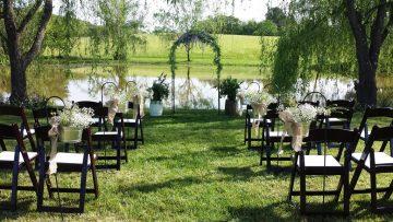 Pond Ceremony