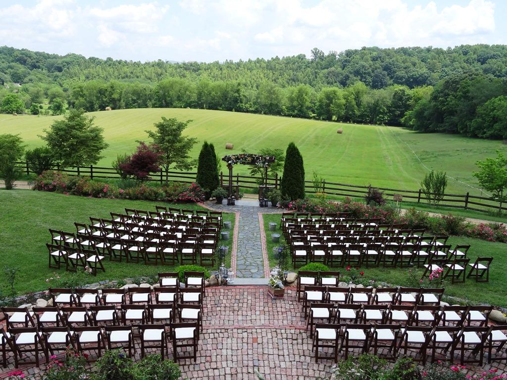 Storybrook Farm Rose Garden
