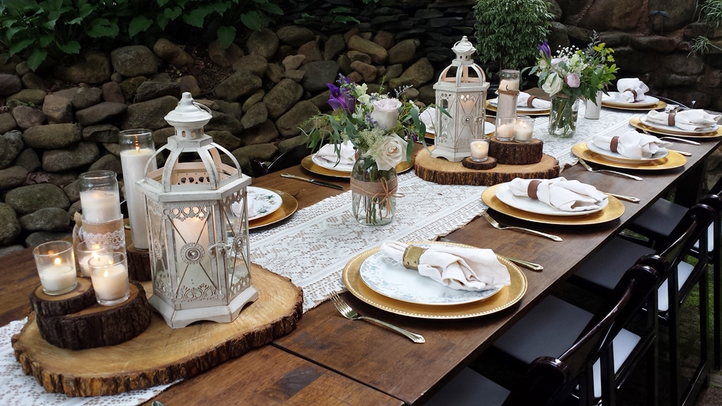 Secret Garden Woodland Chic