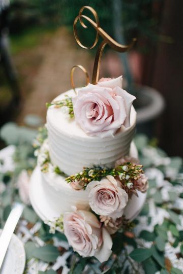 Cake by Elizabeth Large Photography