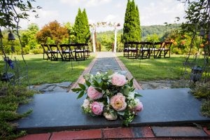 Rose Garden Storybrook Farm by Cable Photography