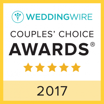 Storybrook Farm WeddingWire Award Recipient 2017