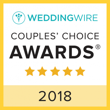 Storybrook Farm WeddingWire Award Recipient 2018