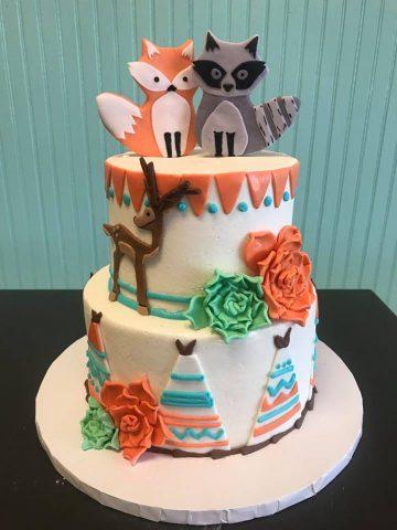 Petite Sweets Cake