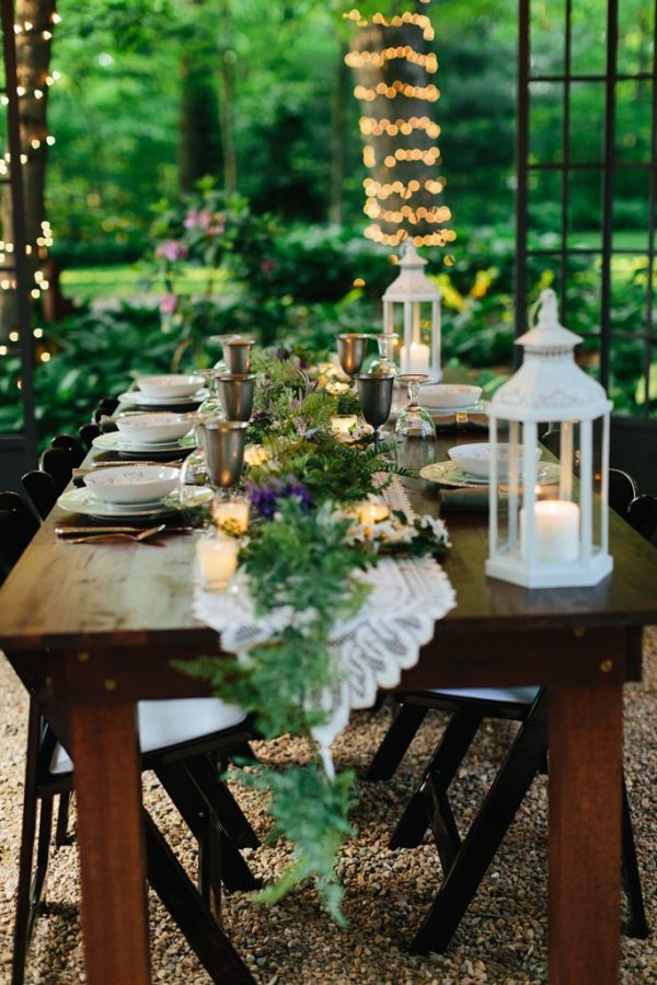Micro Wedding Package at Storybrook Farm include ceremony and reception. Elizabeth Large Photography