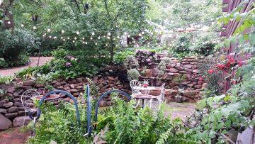 Secret Garden is just around the corner