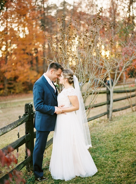 Autumn wedding Storybrook Farm JoPhoto
