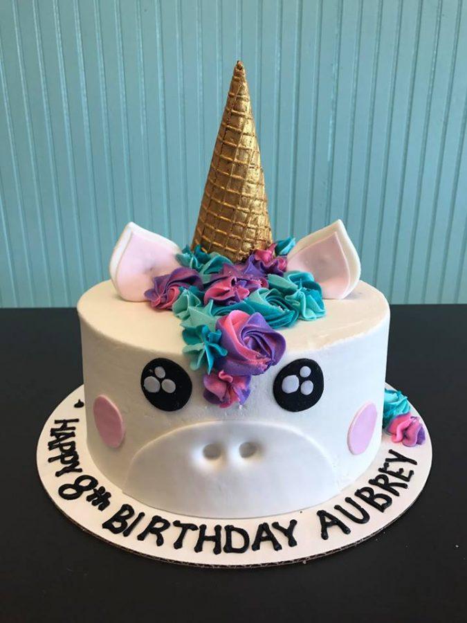Petite Sweets birthday cake