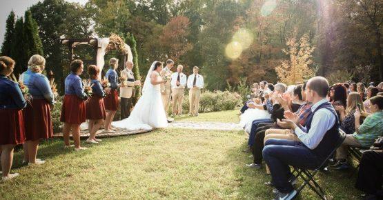 Rachael and Zach's wedding Storybrook Farm