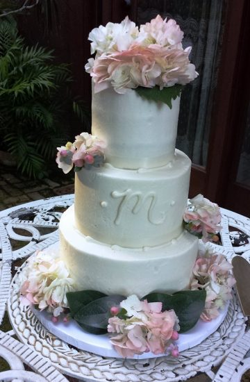 petite sweets wedding cake Storybrook Farm